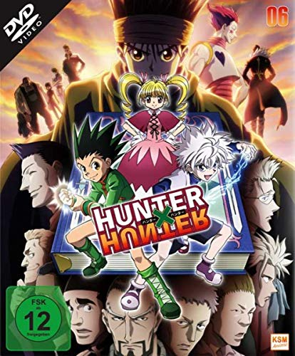 Hunter x Hunter Vol. 6 (Episode 59-67) (2 DVDs)