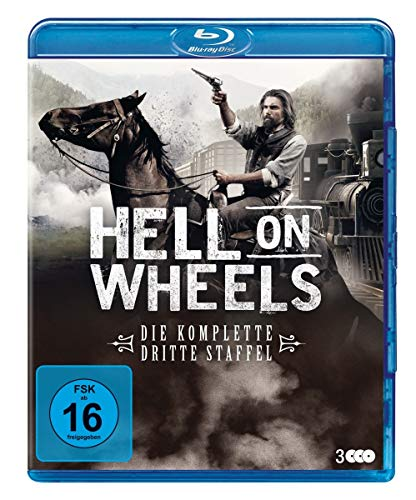 Hell On Wheels Staffel 3 [Blu-ray]