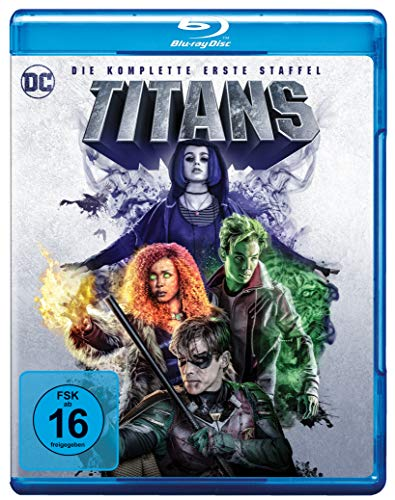 Titans Staffel 1 [Blu-ray]