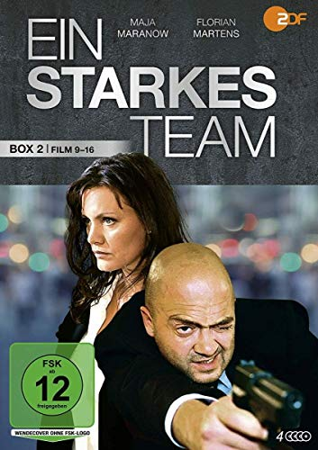 Ein starkes Team Box  2 (Film 9-16) (4 DVDs)