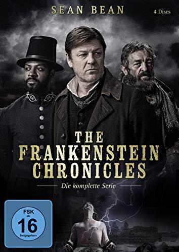 The Frankenstein Chronicles Die komplette Serie (4 DVDs)