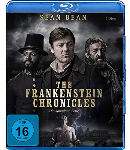 The Frankenstein Chronicles Die komplette Serie [Blu-ray]