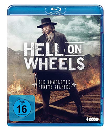 Hell On Wheels Staffel 5 [Blu-ray]