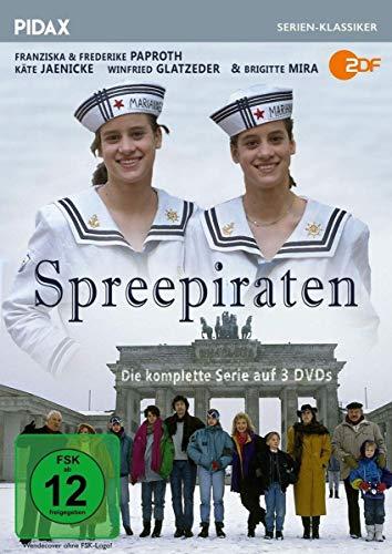 Spreepiraten - Die komplette Serie (3 DVDs)