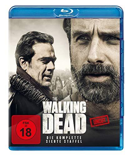 The Walking Dead Staffel 7 [Blu-ray]