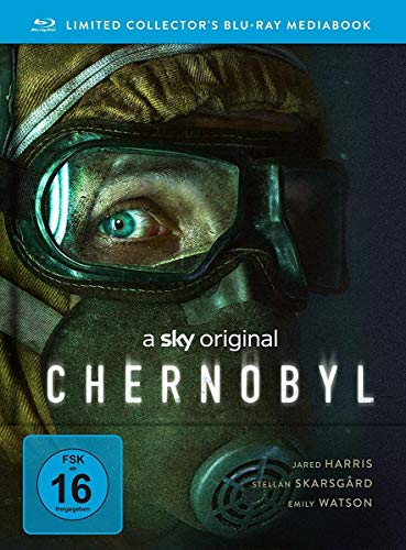 Chernobyl (Limited Collector's Mediabook) [Blu-ray] Limited Collector's Mediabook [Blu-ray]