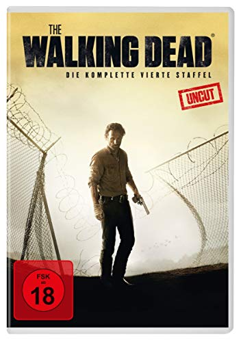 The Walking Dead Staffel 4 (5 DVDs)