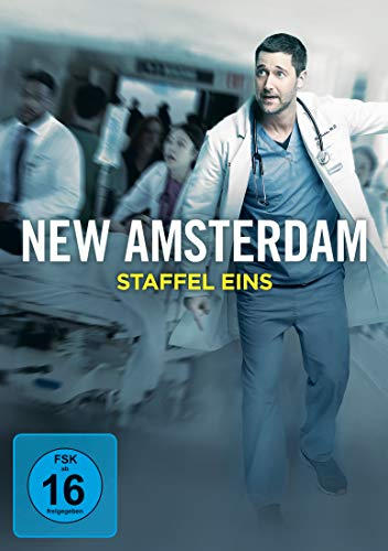 New Amsterdam Staffel 1 (6 DVDs)