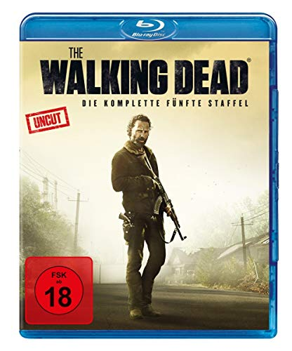 The Walking Dead Staffel 5 [Blu-ray]
