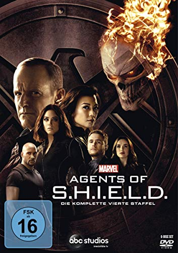 Marvel's Agents of S.H.I.E.L.D. Staffel 4 (6 DVDs)