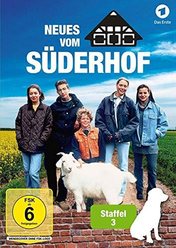 """Neues vom Süderhof Staffel 3 (""""Süderhof II"""") (2 DVDs)"""