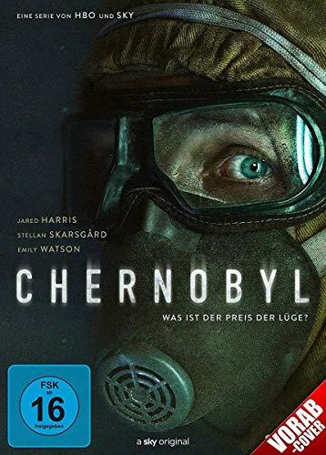 Chernobyl 2 DVDs