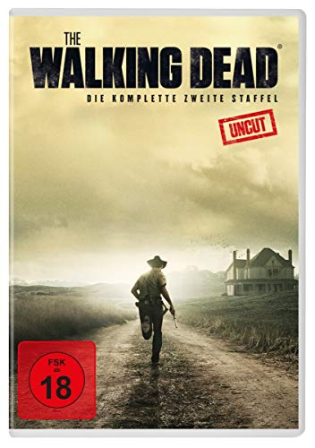 The Walking Dead Staffel 2 (3 DVDs)