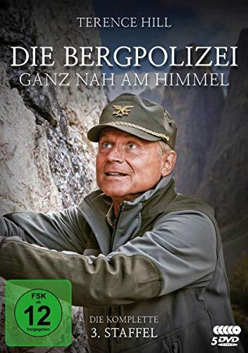 Die Bergpolizei - Ganz nah am Himmel: Staffel 3 (4 DVDs)