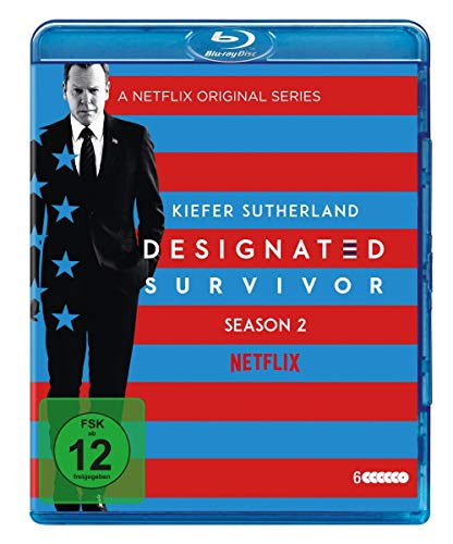 Designated Survivor Staffel 2 [Blu-ray]