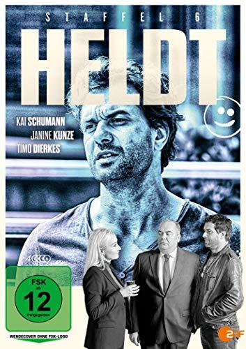Heldt Staffel 6 (4 DVDs)