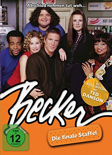 Becker Staffel 6 (3 DVDs)