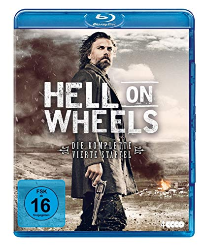 Hell On Wheels Staffel 4 [Blu-ray]