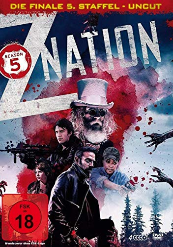 Z Nation Staffel 5 (Uncut Edition) (4 DVDs)