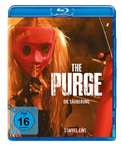 The Purge - Die Säuberung: Staffel 1 [Blu-ray]