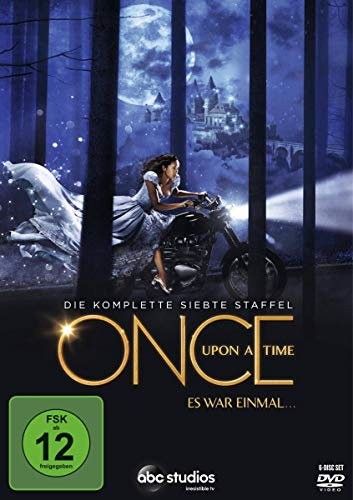 Once Upon a Time - Es war einmal... Staffel 7 (6 DVDs)