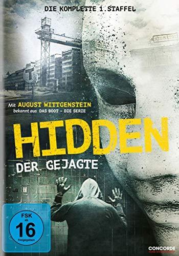 Hidden - Der Gejagte: Staffel 1 (3 DVDs)