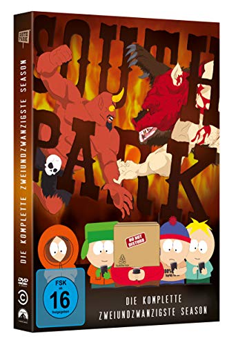 South Park Staffel 22 (2 DVDs)
