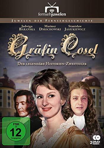 Gräfin Cosel (2 DVDs)