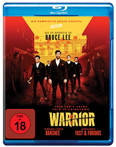 Warrior Staffel 1