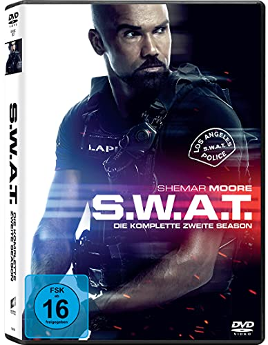 S.W.A.T. Staffel 2 (6 DVDs)