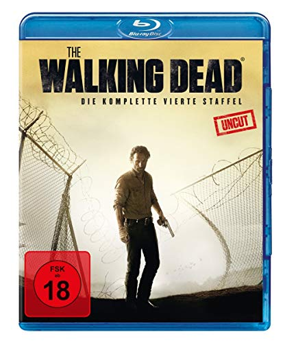 The Walking Dead Staffel 4 [Blu-ray]