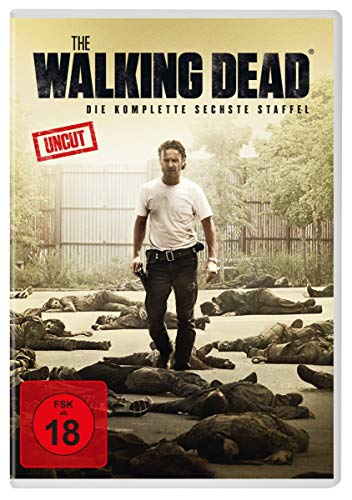 The Walking Dead Staffel 6 (6 DVDs)