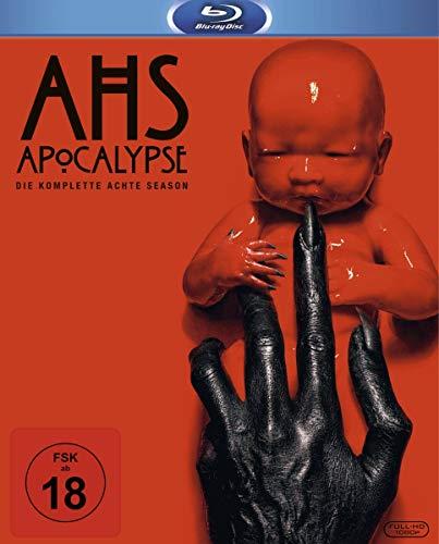 American Horror Story Staffel 8: Apocalypse [Blu-ray]