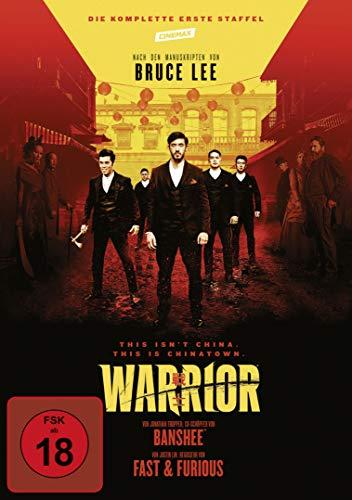 Warrior Staffel 1 (3 DVDs)