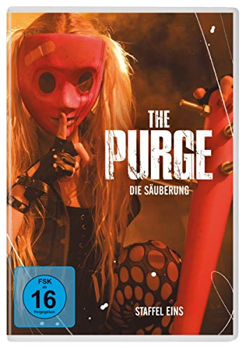 The Purge - Die Säuberung: Staffel 1 (2 DVDs)