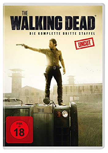 The Walking Dead Staffel 3 (5 DVDs)