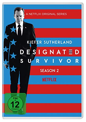 Designated Survivor Staffel 2 (6 DVDs)