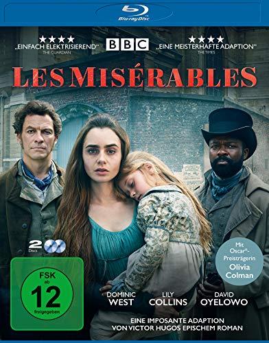 Les Misérables Blu-ray