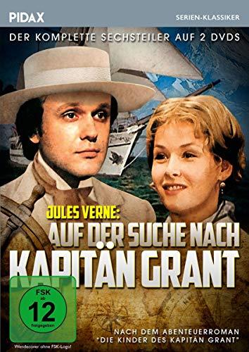 Jules Vernes: Auf der Suche nach Kapitän Grant (2 DVDs)
