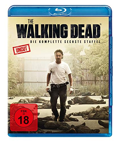 The Walking Dead Staffel 6 [Blu-ray]