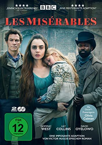Les Misérables 2 DVDs