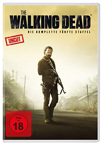 The Walking Dead Staffel 5 (Uncut) (5 DVDs)