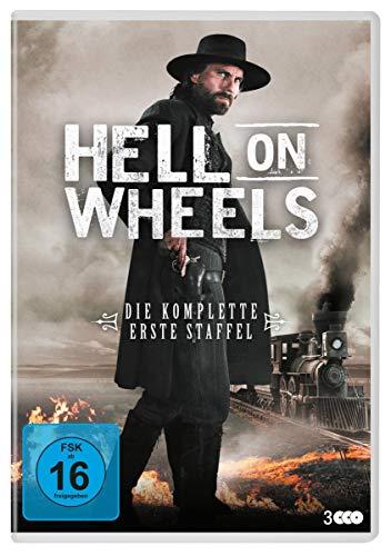 Hell on Wheels Staffel 1 (3 DVDs)
