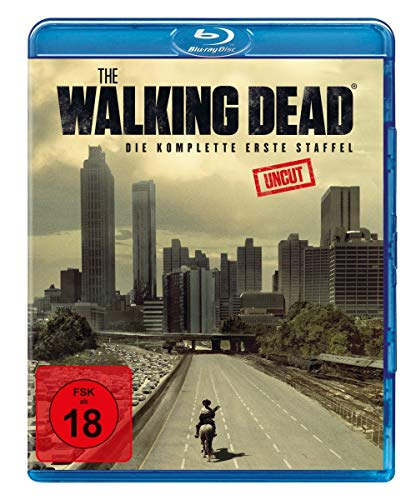 The Walking Dead Staffel 1 [Blu-ray]