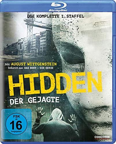 Hidden - Der Gejagte: Staffel 1 [Blu-ray]