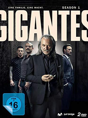 Gigantes Staffel 1 (2 DVDs)
