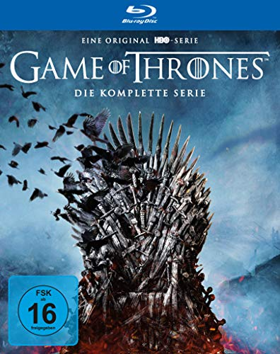 Game of Thrones: Die komplette Serie (Digipack) [Blu-ray]