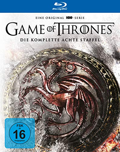 Game of Thrones Staffel 8 (Digipack + Bonus Disc) (exklusiv bei Amazon.de) [Blu-ray]