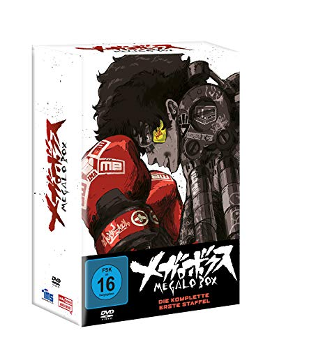 Megalo Box Staffel 1 (Limited Edition) (4 DVDs)