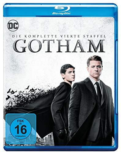 Gotham Staffel 4 [Blu-ray]